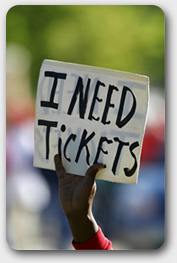 Ticket Brokering vs. Ticket Scalping