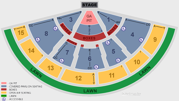 How Row F Tickets Could Be The Best Seats In The House